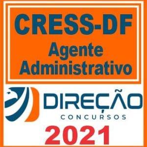 Curso completo para Agente Administrativo do CRESS DF