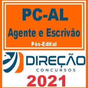 Curso completo para Agente e Escrivão da PC AL (Polícia Civil das Alagoas)